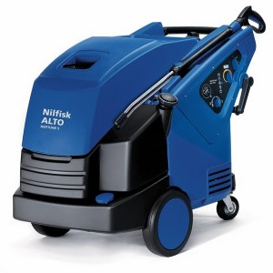 Nilfisk-Alto neptune 5-57 Medium-size mobile hot water high pressure washers for cleaning in any ...